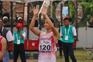 ASEAN Schools Games 2019 - Indonesia Kawinkan Emas dari Sprint 100 meter