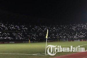 Diwarnai Insiden Mati Lampu, Persebaya Gagal Putus Rekor Tira-Persikabo