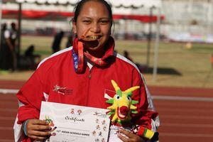 ASEAN Schools Games 2019 - Atlet Indonesia ini Sukses Raih Emas