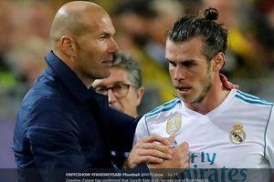 Seolah Tak Peduli, Zidane Angkat Bicara Soal Bale di Real Madrid