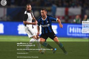 'Big Match' Juventus Vs Inter Milan Terancam Ditunda Akibat Meluasnya Wabah Virus Corona di Italia