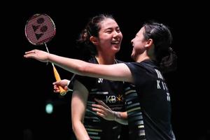 Indonesia Masters 2020 - Riuhnya Istora Bikin Kim/Kong Sulit Komunikasi