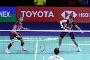 Hasil Kejuaraan Dunia BWF 2019 - Greysia/Apriyani Melaju ke Babak Ke-3
