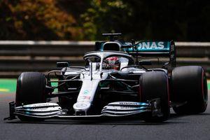 Hasil P2 GP Singapura 2019 - Giliran Lewis Hamilton Paling Cepat