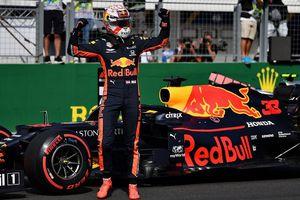 F1 Brasil 2019 - Max Verstappen Sebut Mobil Red Bull Semakin Hidup