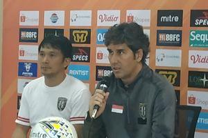 Bali United Jamu Arema FC, Michael Orah Andalkan Dukungan Fan