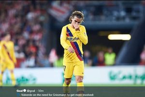 Gabung Barcelona, Antoine Griezmann Jadi Miskin Kreativitas