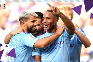 Susunan Pemain Bournemouth Vs Man City - Andalkan Sterling dan Aguero