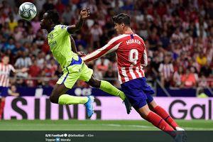 Hasil Liga Spanyol - Meski Gagal Penalti, Morata Diampuni karena Bawa Atletico Menang
