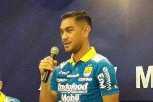 Gelandang Baru Persib Bandung Omid Nazari Singgung soal Laga Kontra Persija