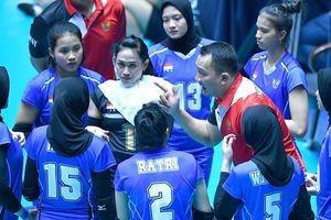 Kejuaraan Asia Senior 2019 - Kalah dari Kazakstan, Tim Voli Putri Indonesia Ikuti Perebutan Posisi 5-8