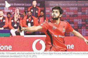 Kejuaraan Dunia 2019 - Penghancur Harapan Indonesia Ini Malah Catatkan Rekor Untuk India Setelah 36 Tahun