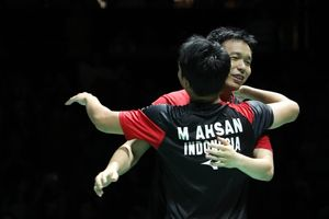 Korea Open 2019 - Ahsan/Hendra Mundur, Indonesia Masih Punya Peluang Ciptakan All Indonesian Final Lewat Pasangan Ini