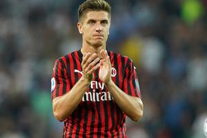 AC Milan Kalah Lawan Udinese, Krzysztof Piatek Nihil Shot on Target
