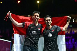 Kejuaraan Dunia 2019 - Indonesia Kalah Telak dari China dalam Perolehan Medali Emas