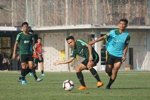 Akan Hadapi Iran Lagi, Timnas U-22 Indonesia Benahi Lini Belakang