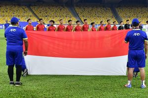 Hasil Timnas U-16 Indonesia Vs Mariana Utara, Tercipta 16 Gol, Garuda Ngamuk!