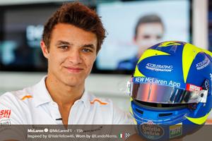 Lando Norris Sebut GP Styria 2020 adalah Performa Terbaiknya pada F1