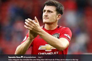 Manchester United Ditahan Imbang Southhampton, Harry Maguire: Kami Kecewa