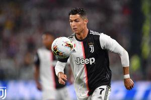 Jebol Gawang Gianluigi Buffon Adalah Gol Favorit Cristiano Ronaldo