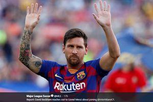 Link Live Streaming Granada Vs Barcelona - Lionel Messi Menuju Gol Perdana