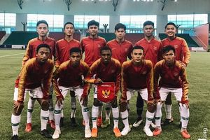 Link Live Streaming Timnas U-16 Indonesia Vs China - Laga Penentu Juara Grup