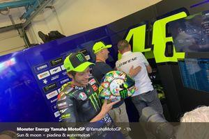 Valentino Rossi: Balapan Saya di MotoGP Jepang Sangat Buruk