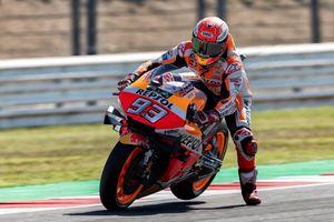 MotoGP San Marino 2019 - Jam Start dan Hasil Warm Up Lap, Marc Marquez Melaju