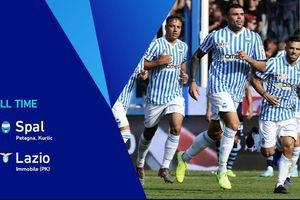 Hasil Liga Italia - Lazio Kalah, Ada Banjir 7 Gol dan Tembakan Roket Penentu Kemenangan