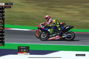 MotoGP San Marino 2019 - Perbedaan Insiden Rossi-Marquez dengan Sepang 2015