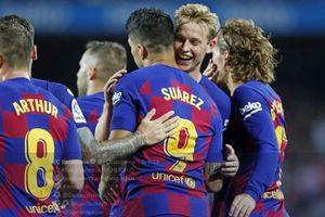 Hasil dan Klasemen Liga Spanyol Pekan 4 - Barcelona Diasapi Duo Madrid