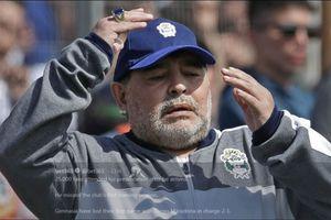 Memalukan! Mantan Pacar Bikin Keributan di Pemakaman Diego Maradona
