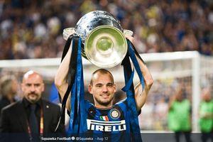 Link Live Streaming Inter Milan Vs Slavia Prague- Menanti Reinkarnasi Wesley Sneijder