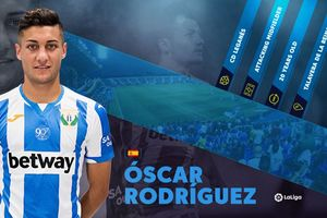 Rising Star La Liga Spanyol - Oscar Rodriguez, Berharga Bagi Klub Tetangga