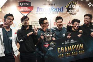Juarai AOV Star League 3 Kali Berturut-turut, EVOS.AOV Cetak Sejarah
