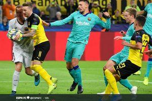 Tumpul Lawan Dortmund, Penyerang Barcelona Tuntut Timnya Kerja Keras