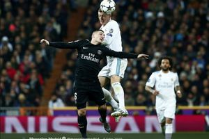 Link Live Streaming PSG Vs Real Madrid - Pijar El Real pada Duel Pincang