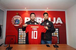 Farri Agri Tak Sabar Menjalani Debut Bersama Persija Jakarta