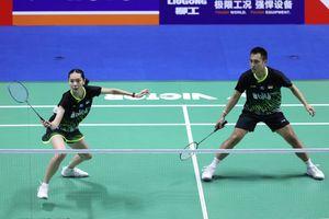 China Open 2019 - Hafiz/Gloria Mengaku Belum Bisa Dapat Klik Saat Bertemu Wakil Thailand