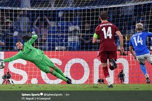 Kalah dari Napoli di Liga Champions , Liverpool Diminta Tak Usah Panik