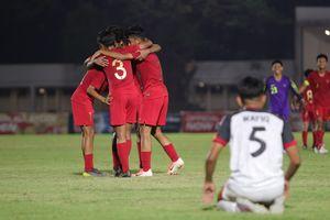 Tak Ada Pujian kepada Timnas U-16 Indonesia secara Individu dari Pelatih China