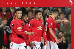 Hasil Liga Europa - 3 Pemain Belasan Tahun Beraksi, Man United Menang karena Bocah Ajaib