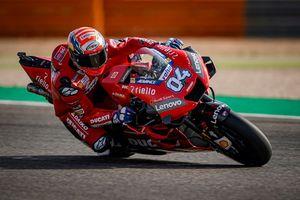 Terpaut 2 Detik dari Marquez, Andrea Dovizioso Tak Mengerti