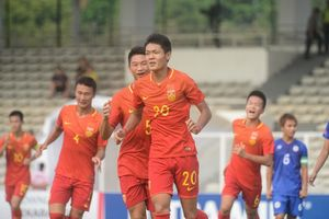 Kekhawatiran Pelatih China Jelang Lawan Timnas U-16 Indonesia