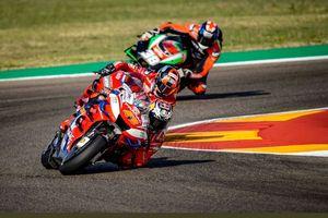 Tampil Nelangsa di MotoGP 2021, Danilo Petrucci Berharap Tuah Le Mans