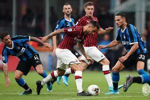 Hasil Liga Italia - Kalah dari Inter Milan, AC Milan Kecewakan Fan Besarnya
