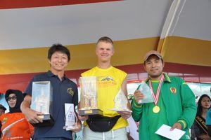 Kejuaraan Terbuka Lintas Alam Gantolle: Primoz Gricar Juara