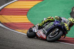 Gagal di Aragon, Valentino Rossi Tak Mau Salahkan Inovasi Yamaha