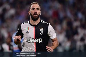 Gonzalo Higuain Diincar Klub Liga Inggris, Juventus Pasang Harga dan Tidak Terima Nego