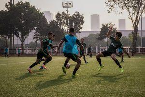 SEDANG BERLANGSUNG - Link Live Streaming Timnas U-23 Indonesia Vs Arab Saudi